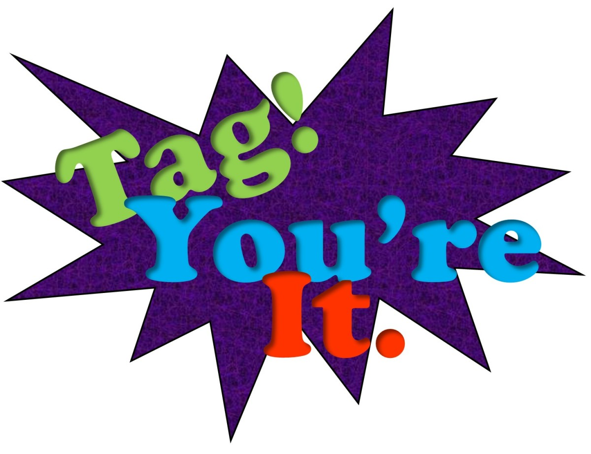 Tag! You're it.