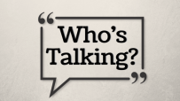 Who's Talking_